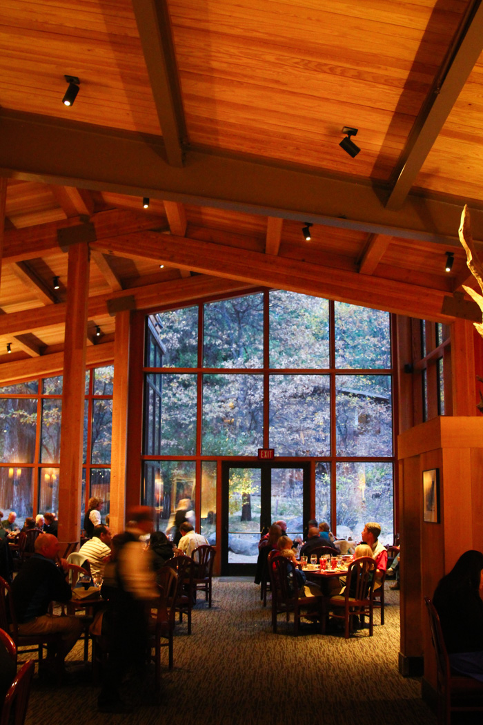 The Mountain Room, Yosemite Lodge