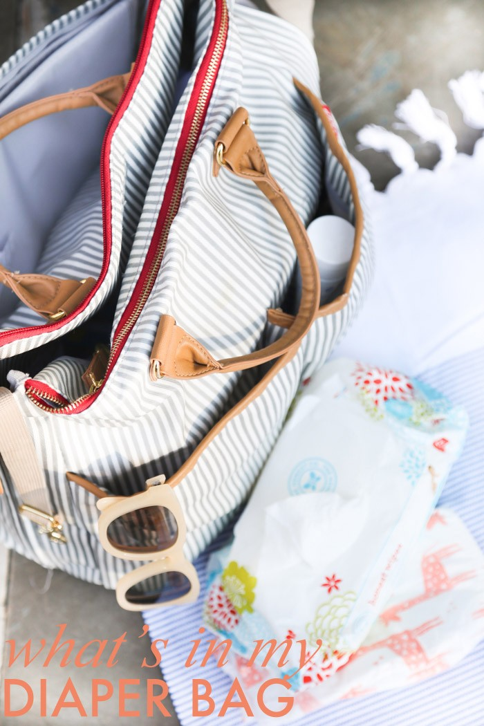 whats in my diaper bag