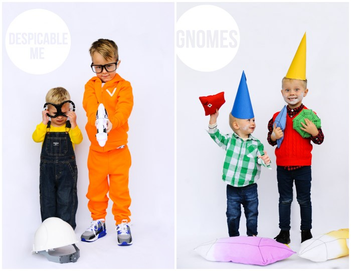 DIY Kids Halloween Costume