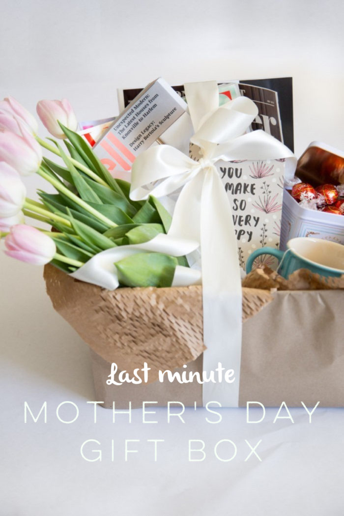 last minute Mothers day Gift