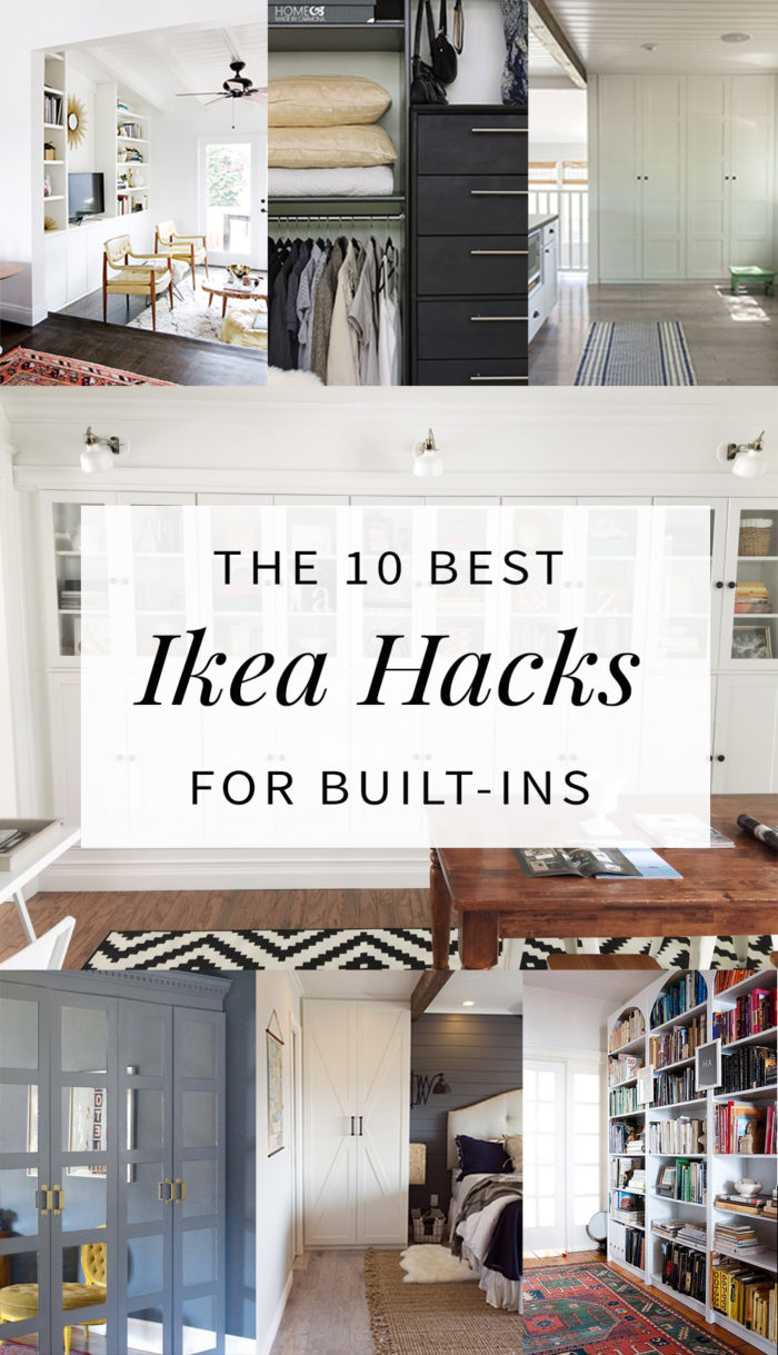 10 Built-In Ikea Hacks To Make Your Jaw Drop - Hither & Thither