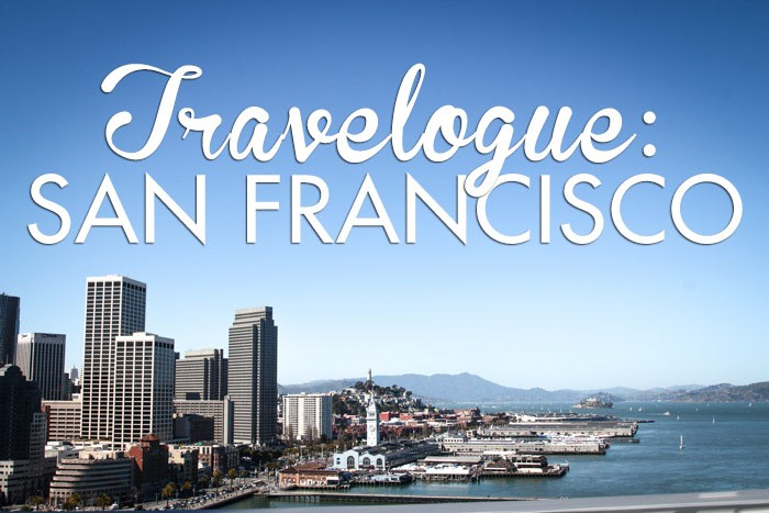 Travelogue-SanFrancisco