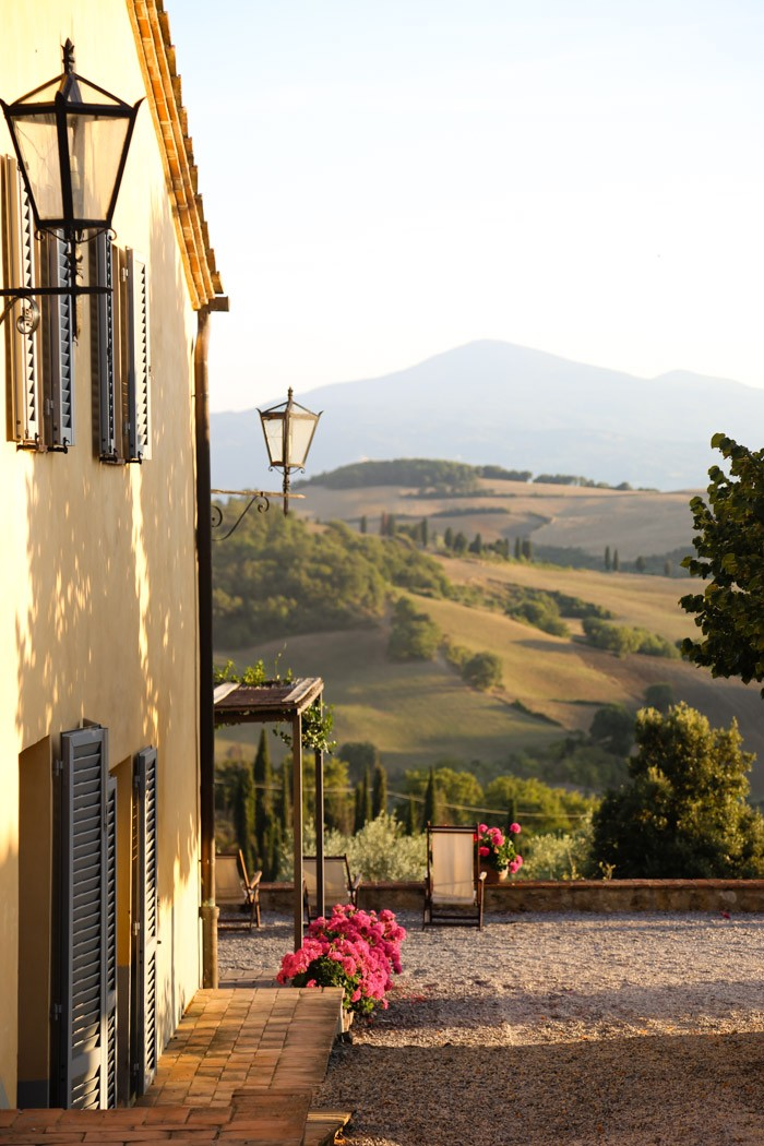 Tuscany Hither and Thither-1