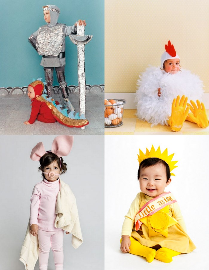 The Best Diy Halloween Costumes For Kids