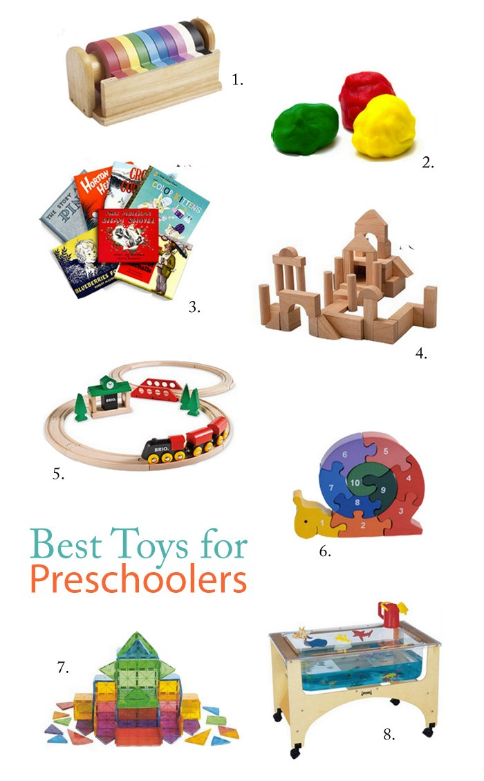 Toys for Preschoolers