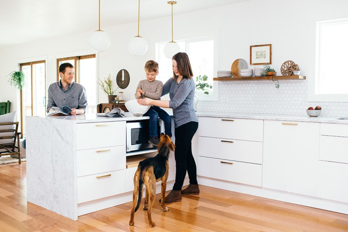 How to Approach a Kitchen Remodel - Hither & Thither