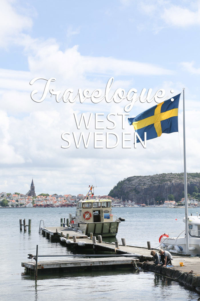 Travelogue west sweden